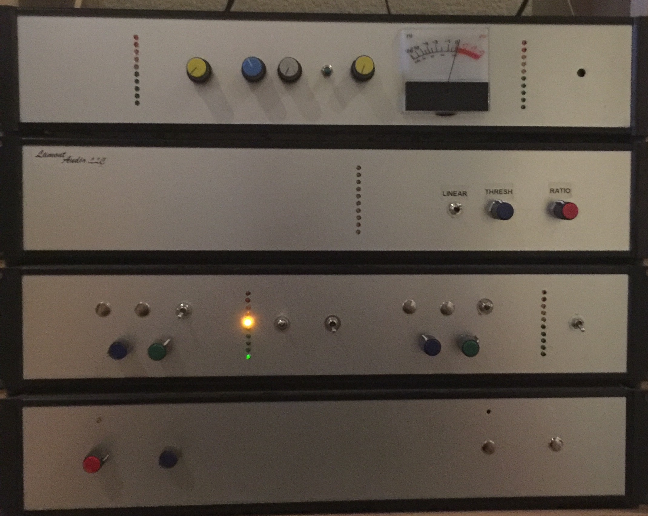 LA-3 and other compressors